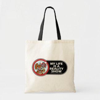 Angry Bunny Reality Show Bag