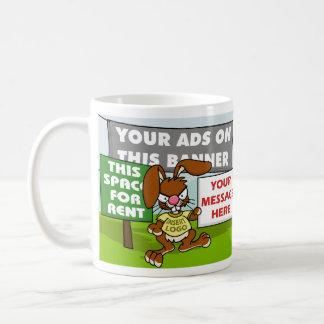 Angry Bunny Sell Out Mug