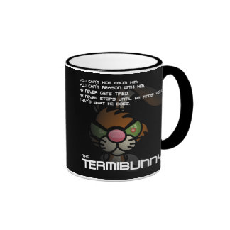 Angry Bunny Termibunny Mug
