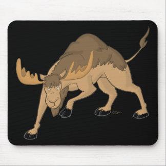 Angry Camel Moose Hybrid Mousepad