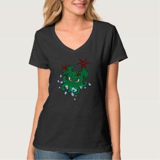 Angry Cthulhu Women's T-shirt