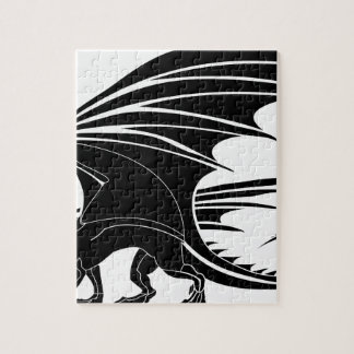 Angry Dragon Jigsaw Puzzle