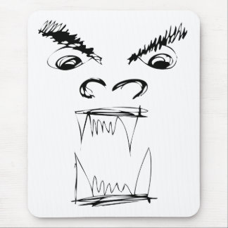 Angry Dragon Mouse Pad
