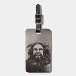 Angry Dude (More Options) - Luggage Tag