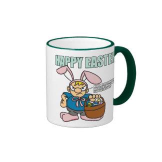 Angry Easter Boy Mug