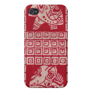 Angry elephants iPhone 4 cases