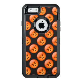 Angry Emoji Phone Case