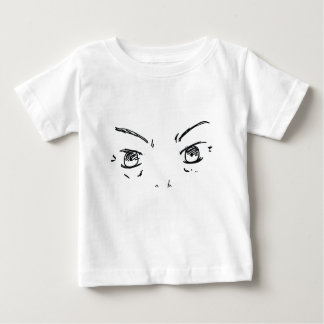 Angry Eyes 1 Baby T-Shirt