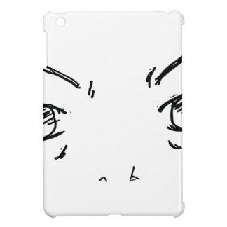 Angry Eyes 1 iPad Mini Cases
