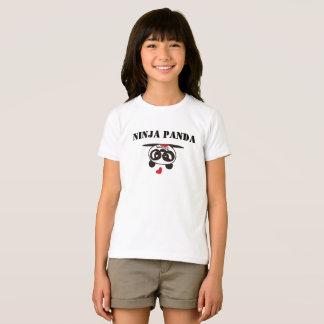 Angry Face Panda 36 T-Shirt
