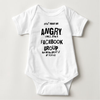 angry facebook tee shirt