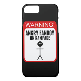 Angry Fanboy iPhone 7 Case