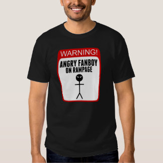Angry Fanboy Men's T-Shirt