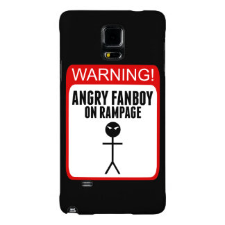 Angry Fanboy Samsung Galaxy Note 4 phonecase Galaxy Note 4 Case