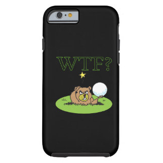 Angry Gopher Tough iPhone 6 Case