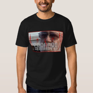Angry Grandpa T-Shirt (Official) Design #1