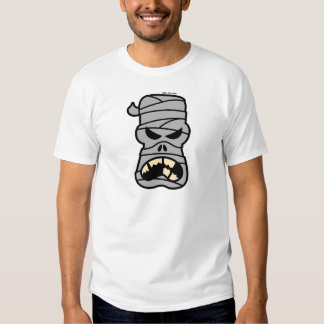 Angry Halloween Mummy T-shirts