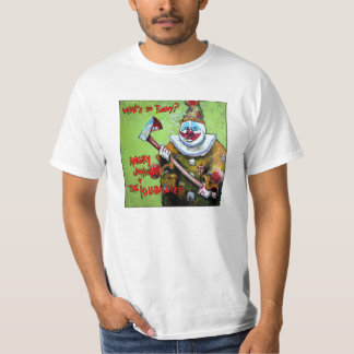 """Angry Johnny & The Kilbillies """"What's So Funny"""" T T-Shirt"""
