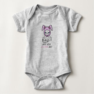 Angry Kitten Baby Bodysuit