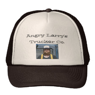 Angry Larry's Trucker Co. Cap