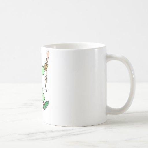 Angry Leprechaun Coffee Mug