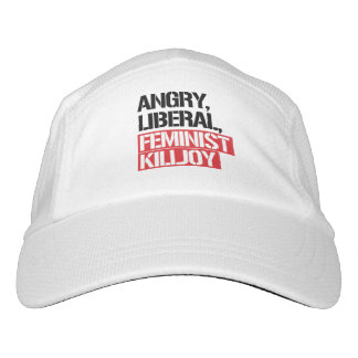 Angry Liberal Feminist Killjoy --  Hat