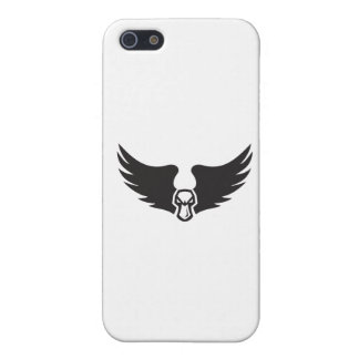 Angry Mallard Duck Head Wings Retro iPhone 5 Cases