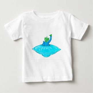 Angry Martian Baby T-Shirt