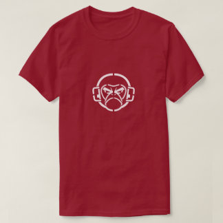 Angry Monkey Design T-Shirt