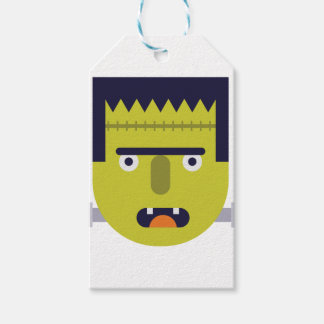 Angry Monster Gift Tags