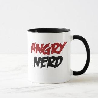 Angry Nerd Mug
