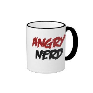 Angry Nerd Ringer Coffee Mug