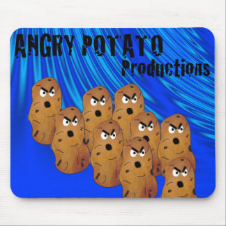 Angry Potato Mouse Pad 01