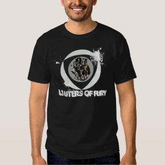 Angry Rotary T-shirts