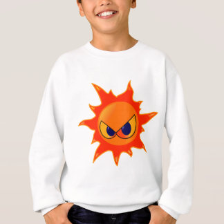 Angry Sun Sweatshirt