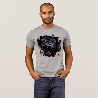 Angry Tiger Men Tshirt
