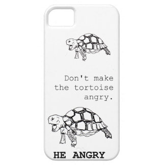 Angry Tortoise Case For The iPhone 5