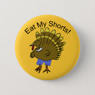 Angry Turkey Button