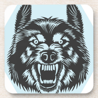 Angry wolf coaster