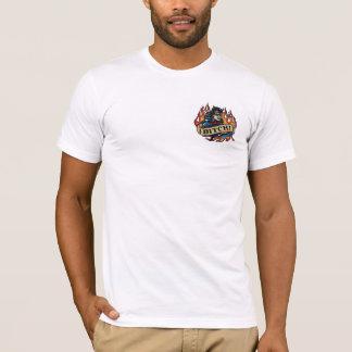 Angry Woman Men T-Shirt