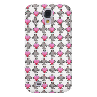 AngryBot LoveBot Samsung Galaxy S4 Covers