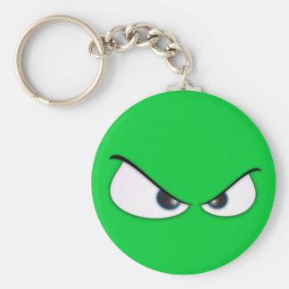 AngryEyes Key Ring