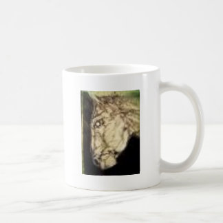ANGRYHANDS/GHOSTHORSE BASIC WHITE MUG