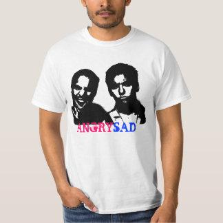 AngrySad: Iditarod Tour 2013 t-shirt