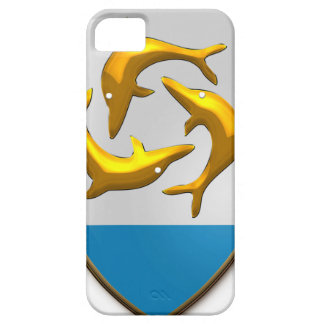 Anguilla Barely There iPhone 5 Case