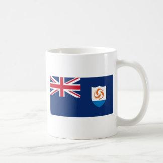 Anguilla Flag AI Coffee Mug