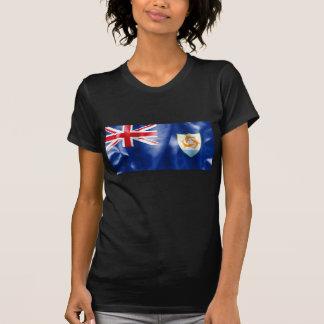 Anguilla Flag Women's T Shirt