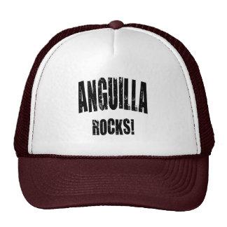 ANGUILLA MESH HATS
