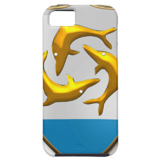 Anguilla iPhone 5 Cases
