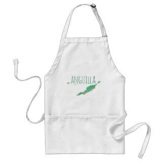 Anguilla Standard Apron